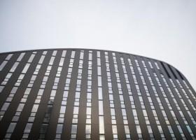 Farby Axalta na ekologicznym budynku w Belgii