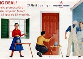 Big Deal! – promocja Benjamin Moore