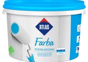 Jasna strona podłoża – Farba Podkładowa ATLAS