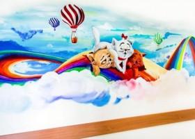 Śnieżka odmalowała oddział dziecięcy w Ciechanowie