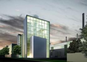 Farby AkzoNobel w nowoczesnej elektrowni Siemensa