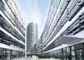 Kolory farb proszkowych Axalta podkreślają wyjątkowość architektury