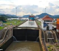 Kanał Panamski z farbami Axalta
