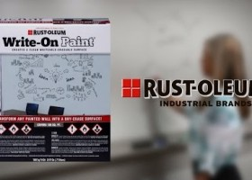Farba-tablica Rust-Oleum – Write-On Paint