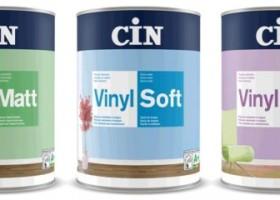 Farby Vinyl firmy CIN zmieniają wizerunek
