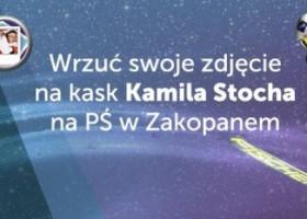 Twoje zdjęcie na kasku Stocha – kampania Atlasa