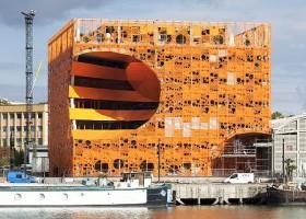 Le Cube Orange zachwyca z farbami Axalta