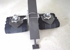 Nowy robot ICM bezpiecznie usuwa farbę z okrętów