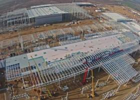 Nowa fabryka Volkswagena z farbami Sika