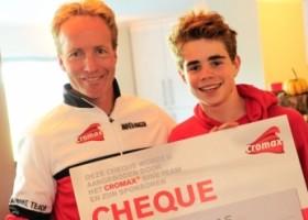 Cromax Bike Team zbiera pieniądze dla chorych dzieci