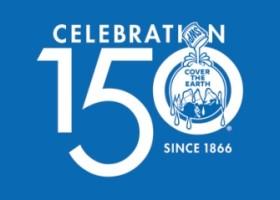 Sherwin-Williams kończy 150 lat