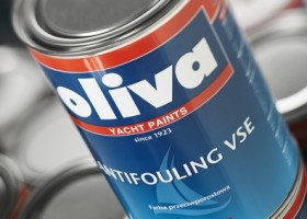 Farby jachtowe Oliva – nowe opakowania