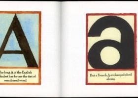 Barwny alfabet Vladimira Nabokova