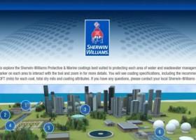 Water & Wastewater App – aplikacja Sherwin-Williams