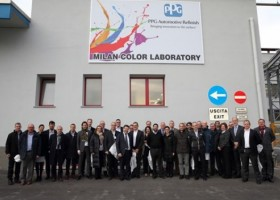 Nowe laboratorium PPG w Mediolanie