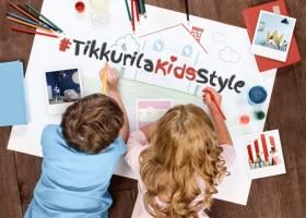 Tikkurila ogłasza konkurs dla dzieci i rodziców