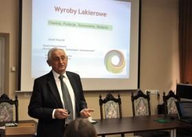 Farby Lakiery Powłoki – pierwszy semestr studiów za nami