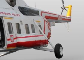 Lakiery PPG na papieskim helikopterze