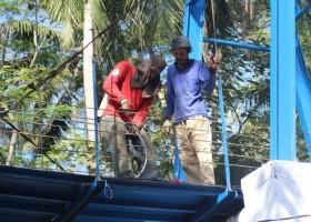 AkzoNobel łączy wioski w Indonezji