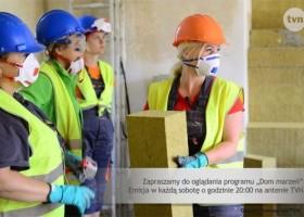 Sika i ostatnie etapy budowy Domu Marzeń