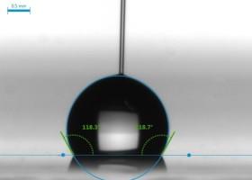 Liquid Needle – szybki i dokładny pomiar kąta zwilżania
