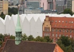 Filharmonia w Szczecinie zabezpieczona produktami Sika