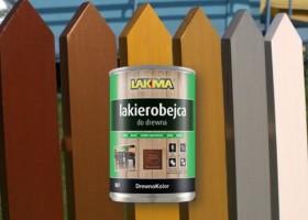 Lakma – nowe odcienie lakierobejcy DrewnoKolor