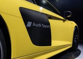 Audi tworzy matowe wzory na karoserii