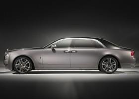Rolls-Royce z lakierem z diamentów