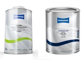 Nowy wypełniacz i przyspieszacz marki Standox