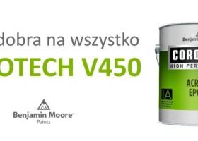 Corotech V450 – farba do wszystkiego