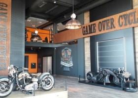 Benjamin Moore w rzeszowskim salonie Harley-Davidson