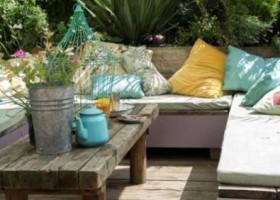 Malowanie w ogrodzie – inspiracje Farrow & Ball
