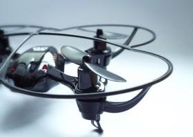 Worker Bee – malujący dron