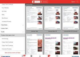 Aplikacja AkzoNobel International Marine Coatings