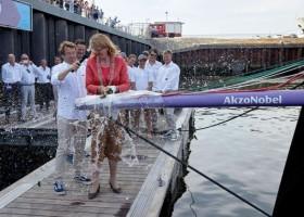 Łódź AkzoNobel na Volvo Ocean Race ochrzczona!