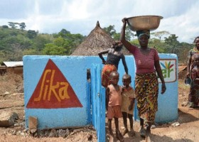 Sika dla dostępu do wody pitnej w Afryce