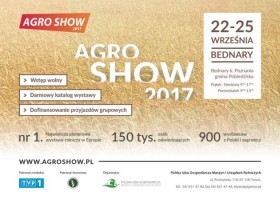 Producenci farb na Agro Show Bednary 2017