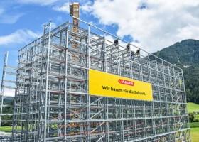Adler buduje ogromny magazyn w Schwaz