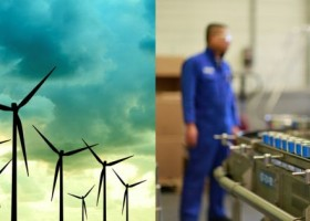 Zielona energia w fabrykach AkzoNobel w Holandii