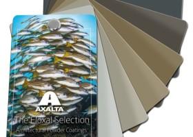 Eloxal Selection – efektowne farby proszkowe Axalty
