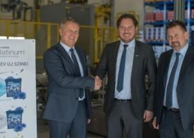 ICHEMAD-Profarb zbudował fabrykę Poli-Farbe