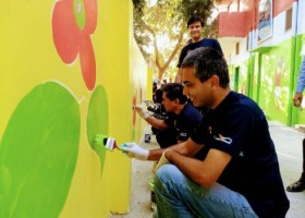 Walls of Connection – już 100 pomalowanych ścian!