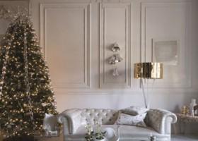 Białe, niebieskie, czerwone Święta…