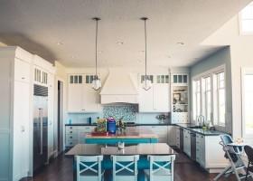 Mała i duża kuchnia – jakie kolory wybrać?