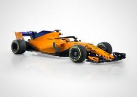 AkzoNobel i nowe kolory bolidu McLaren