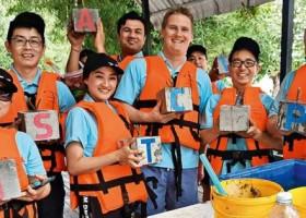 Sika pomaga odbudować rafy koralowe