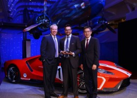 Ford nagrodził Axaltę World Excellence Award 2018