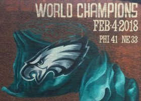 Axalta i Philadelphia Eagles świętują sukces muralem