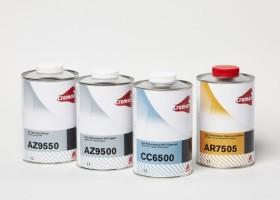 Nowy bezbarwny lakier Cromax wkracza na rynek